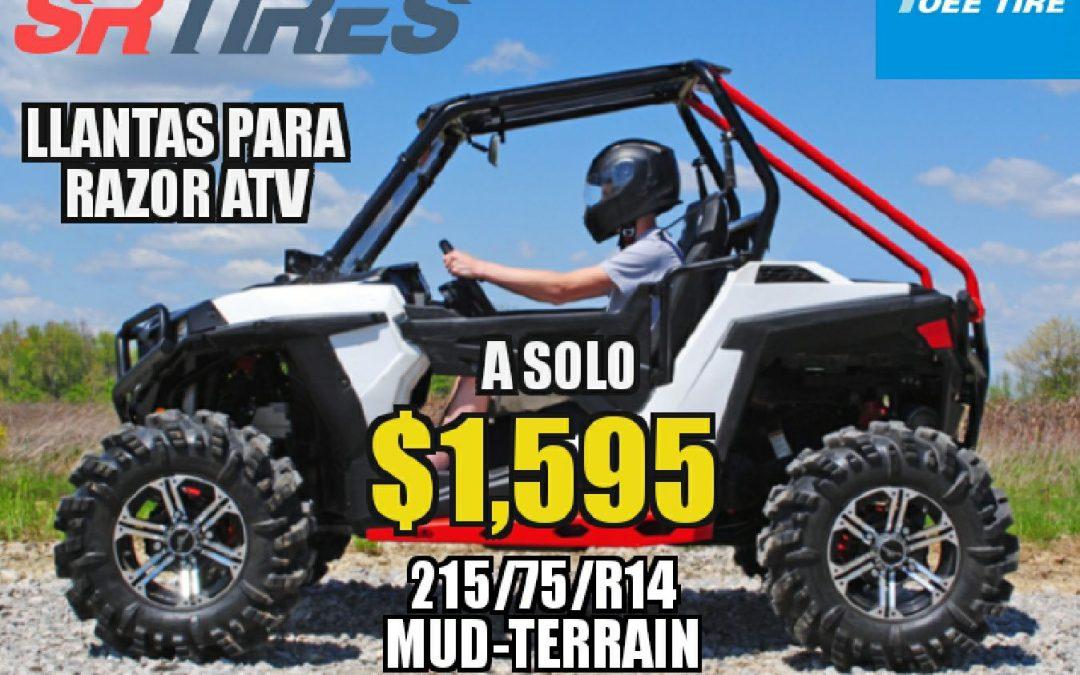 RAZOR ATV
